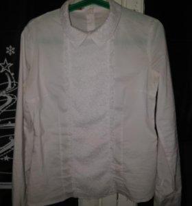 Рубашки белые для школы/работы