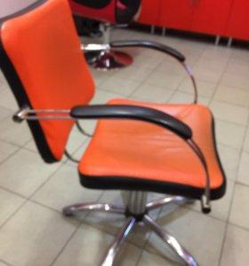 Кресло для парикмахера.