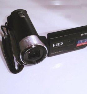 Камера Sony HDR-PJ410