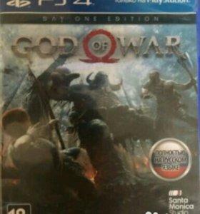 GOD OF WAR 4 игра для ps 4.