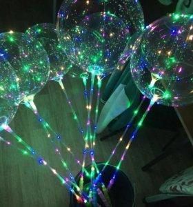 Светодиодные шары Бобо