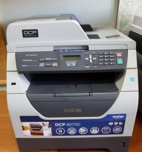 МФУ brother DCP-8070D