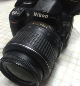 Nikon 3100 18-55