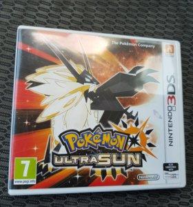Pokemon ultra sun 3ds 2ds