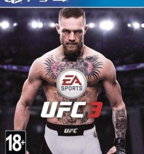UFC3 PS4