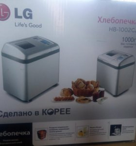 Хлебопечка LG HB-1002CJ