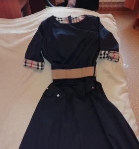 Платье макси новое.