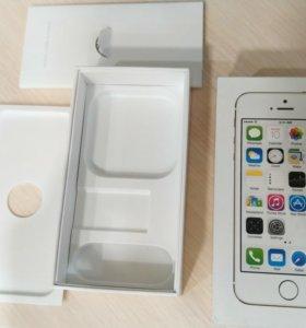 Коробка от айфона 5$