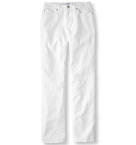Новые джинсы L.L.Bean Lightweight Denim