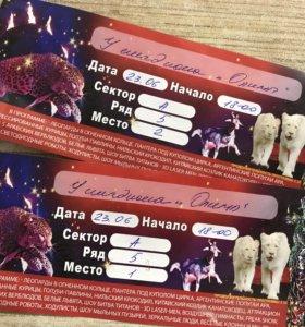Билеты в Цирк Крокус