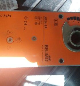 Электро привод со встроеной пружиной Belimo AF 24