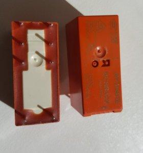 Реле RT314012 12VDC 1пер. 16A/250VAC