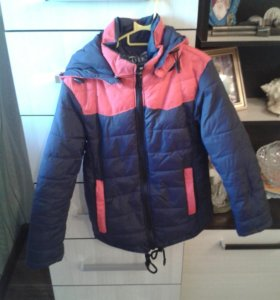 весенняя курточка на мальчика
