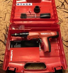 Пороховой монтажный пистолет Hilti DX 2