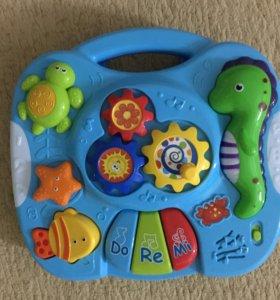 Новая Музыкальная развивающая игрушка