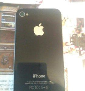 iPhone 4s 16gb(дисплей разбит)