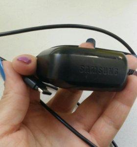 Зарядное устройство Самсунг оригинальное.