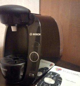 Кофеварка капсульная Bosch Tassimo