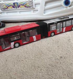 Автобус машинка