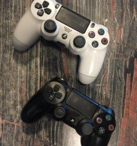 Геймпад на Sony PlayStation 4