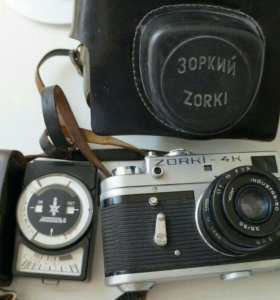 Фотоаппарат Зоркий