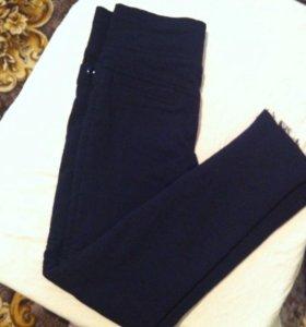 Зимние плотные брюки