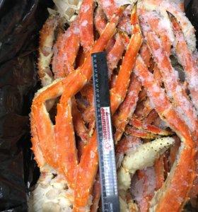 Морепродукты деликатесы