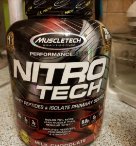 Спортивное питание Nitro tech