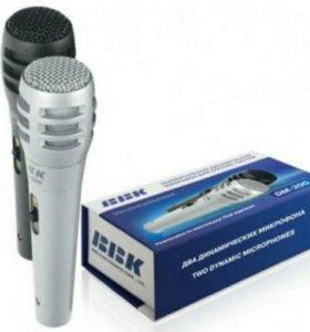 Микрофоны BBK DM - 200 караоке