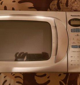 СВЧ Panasonic (микроволновая печь на запчасти)