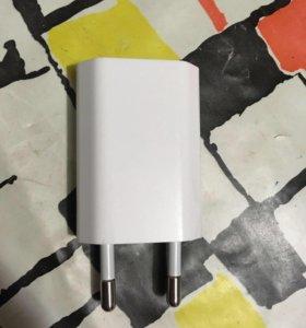 Адаптер для зарядки iphone (оригинальный, новый)
