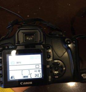 Фотоаппарат canon 400d+kit 18-55