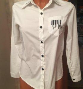 Рубашка с 🎶