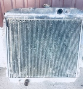 Радиатор газоновский
