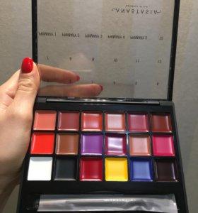 Палетка Lip Palette Anastasia Beverly Hills новая