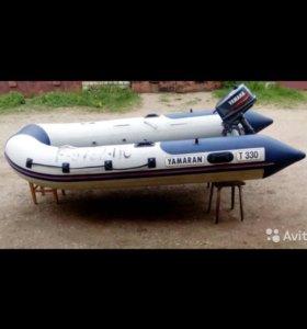 мотор+лодка