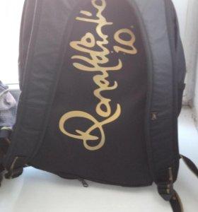 Рюкзак от Ronaldinio + подарок.