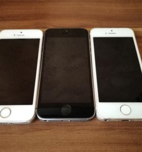 iPhone 5S 16gb (Gold,Black,Silver)