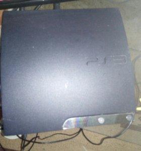 PS3 и диски игровые