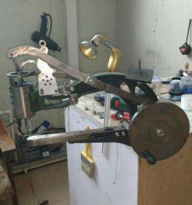 Швейная машина для обувной мастерской