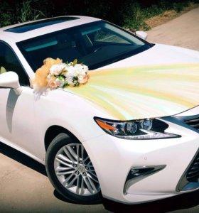 Прокат авто на вашу свадьбу