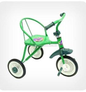 Трёхколёсный велосипед детский