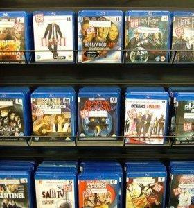 Blu-ray фильмы,лицензионные