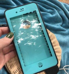 Чехол водонепроницаемый для Айфон 6+, 7+, 8 +