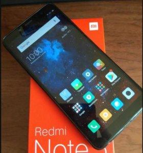 Новые Xiaomi Redmi Note 5 4/64GB Global Vers Black
