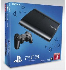 PS3 12Gb Super Slim
