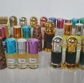 Масляная парфюмерия
