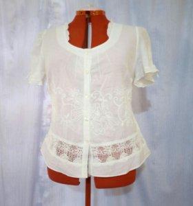 Блузы летние, р52