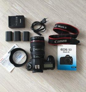 Canon 5D Mark 3 + Canon 24-105 L4 IS