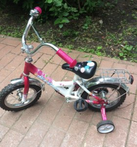 Детский велосипед. Волшебный песок в подарок.